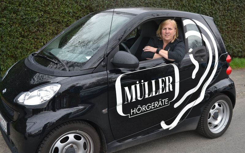 Müller Hörgeräte Hausbesuch Wolfenbüttel